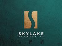 Skylake Properties Branding