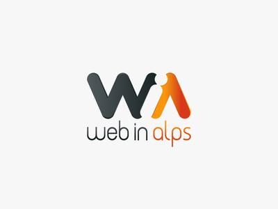 Web In Alps - Logo