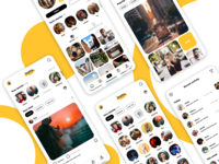 Instagram redesign rosek vector photos icon design iconography icon figma instagram redesign ux ui app design