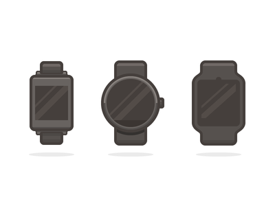 More Smartwatches