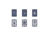 Illustrator's Tarot Cards