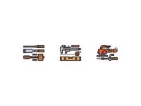 Wood Work Tools