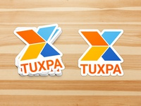 Tuxpa logo design