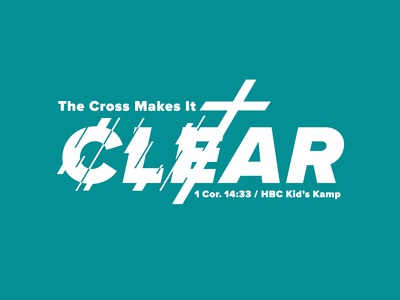 The Cross Makes It Clear