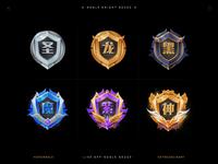 Live app   noble Badge