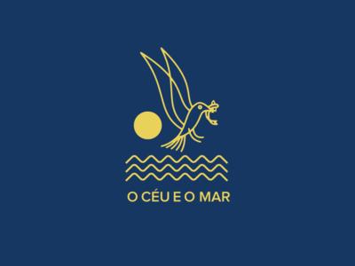O céu e o mar (the sky & the sea)