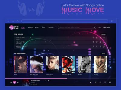 Musicmove Dribbble