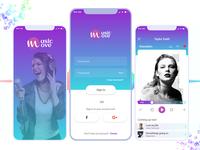 Musicmove App Dribbble