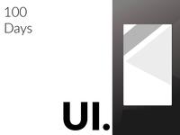 100 days of UI.