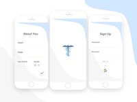 Day-1: Sign Up UI