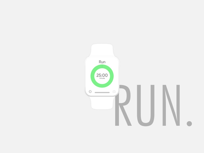 Day-14:Countdown Timer flat minimal app ux ui design illustration 100daysofui