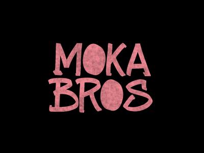 Cć / MOKA BROS ipadpro procreate behance bēhance project graphic design logotype logo graphic branding types typography design lettering calligraphy