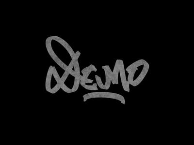 Cć / Демо handlettering ipadpro procreate behance graphic project graphic design logotype logo branding types typography design lettering calligraphy