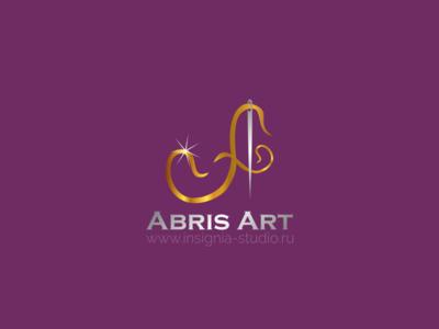 Abris Art. Needlework shop.