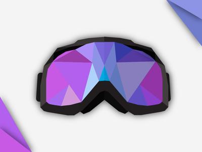 Ski ski tech concept design drawing adobe illustration logo