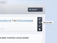 TwitSpark™ Betadesign 2