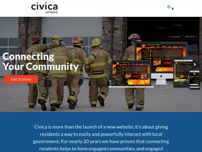 Civica Software (2015) wordpress design web design and development web development web design