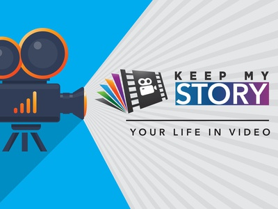 "Logo For ""Keep My Story"""