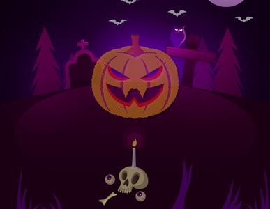 Halloween Pumpkin shot