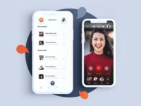 Video chat app 🤳