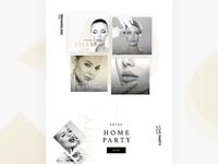 Beauty Salon - Website Design