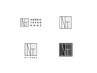 Homeware store logo by Dreamify Design digital design brand mark logotype branding logo design logo
