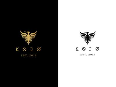 Kojo Logo Design by Dreamify african beauty dragon logotype logo logo design