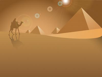 Egypt illustration