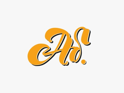 "Cyrillic ""Ab"" cyrillic brush letters lettering"