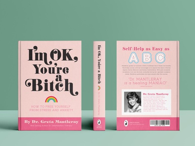 Greta Mantleray Book - Maniac