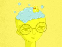 Brainwash Head