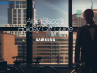 Aloe Blacc's Holiday Gift Guide