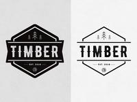 Timber Logo Concept