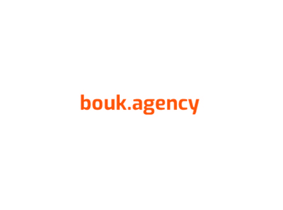 bouk.agency design logo illustrator company graphic  design