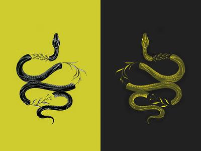 Grass Snake #2
