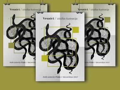 Exhebition Poster Design