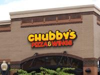 Chubby's Pizza & Wings Branding