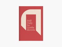 Book Cover Design Concept: Self Help