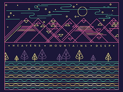Heavens | Mountains | Deep