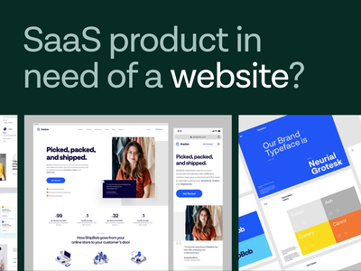 SaaS Agency - Boosted #1
