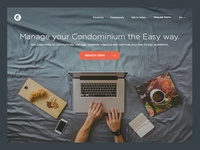 Evercondo Landing Page - Residents