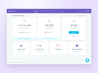 Conference Calling - New Dashboard
