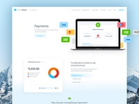 Invoice Sherpa - Payments Page