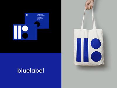 BLL - Branding Elements Concept #1 agency print mockup business card stationary typography mark logotype logo brand design branding brand