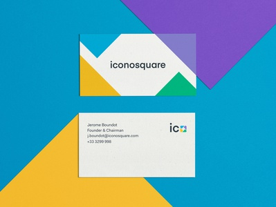 Ico - Business Cards Version 01