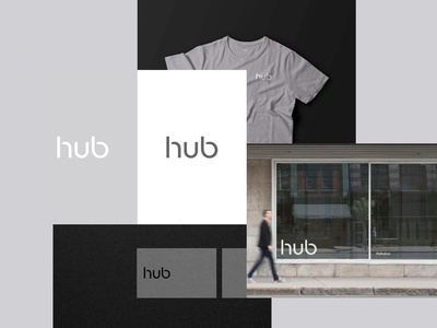 The Hub - Brand Exploration 01
