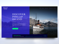Travel Agency Landing Page #02