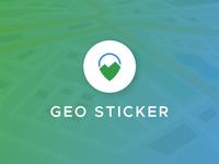 Geo Sticker