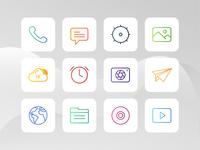 Minimal App Icon Bundle