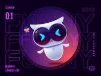 Night owl robot 2